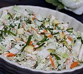 Chinakohlsalat mit Pfiff