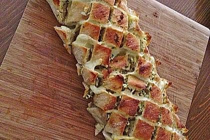 Knoblauch-Käse-Ciabatta 1