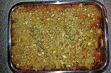 Würziges Gulasch mit Kartoffelhaube