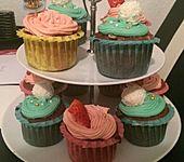 Sonnis Raffaello-Schoko Cupcakes