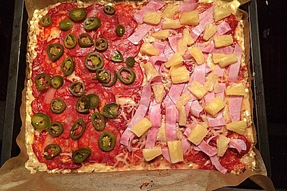 Pizza Low Carb 1