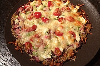 Pizza Low Carb 10