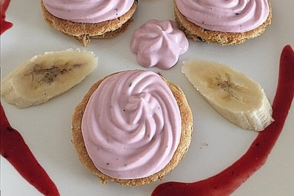 3 kleine Protein-Pancakes, Low Carb 1