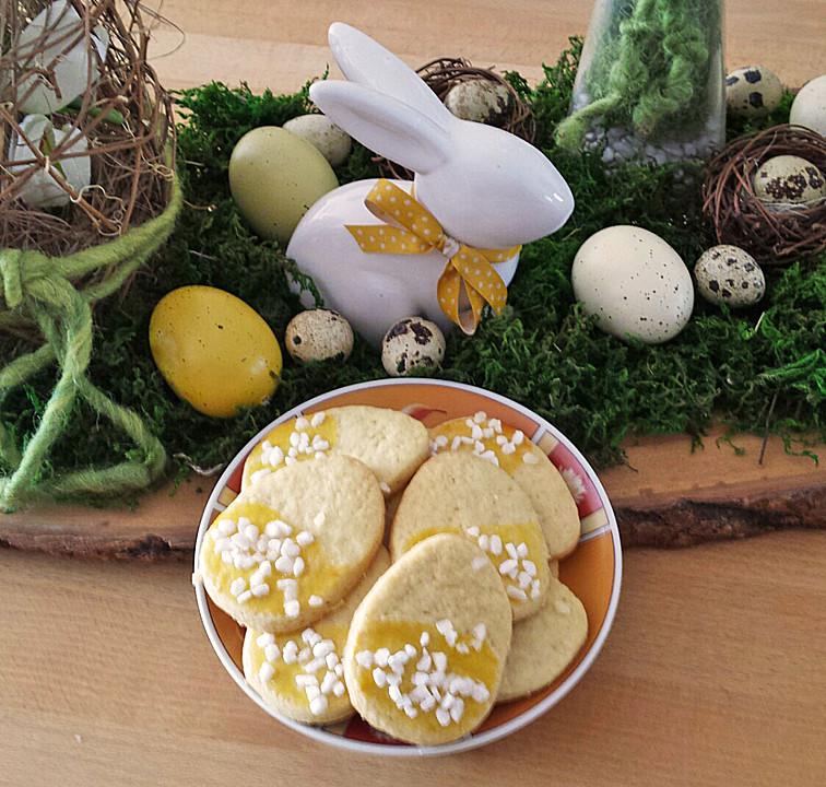 Rezept platzchen ausstechen ostern