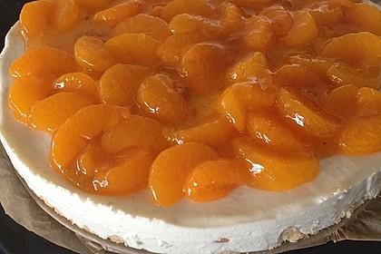 Philadelphia Torte Mandarine-Vanille 1