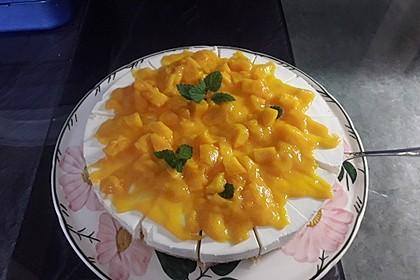 """Philadelphia-Torte """"Mango Kokos"""" 3"""