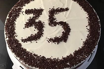 Philadelphia-Torte Schwarzwälder Kirsch 4