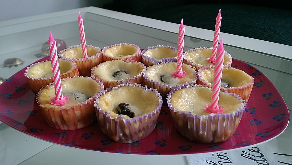 Nutella-Käsekuchen-Muffins (Rezept mit Bild) von KKpeace86 ...