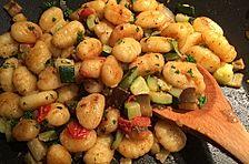 Gnocchi- Gemüsepfanne