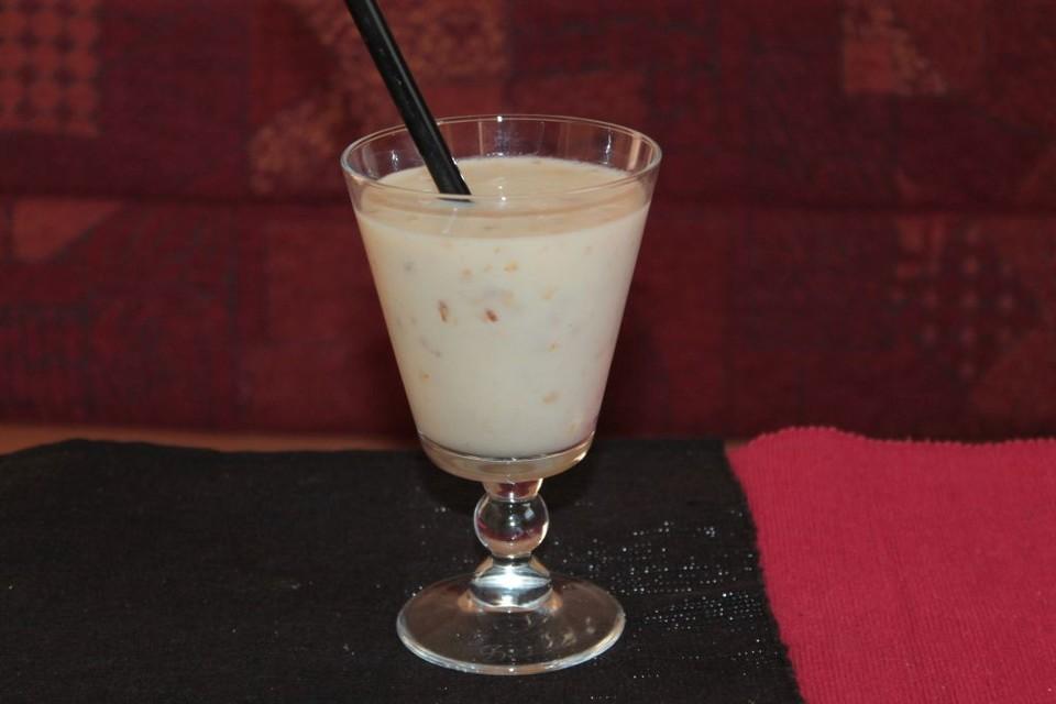 apfel birnen smoothie rezept mit bild von chjuflma. Black Bedroom Furniture Sets. Home Design Ideas