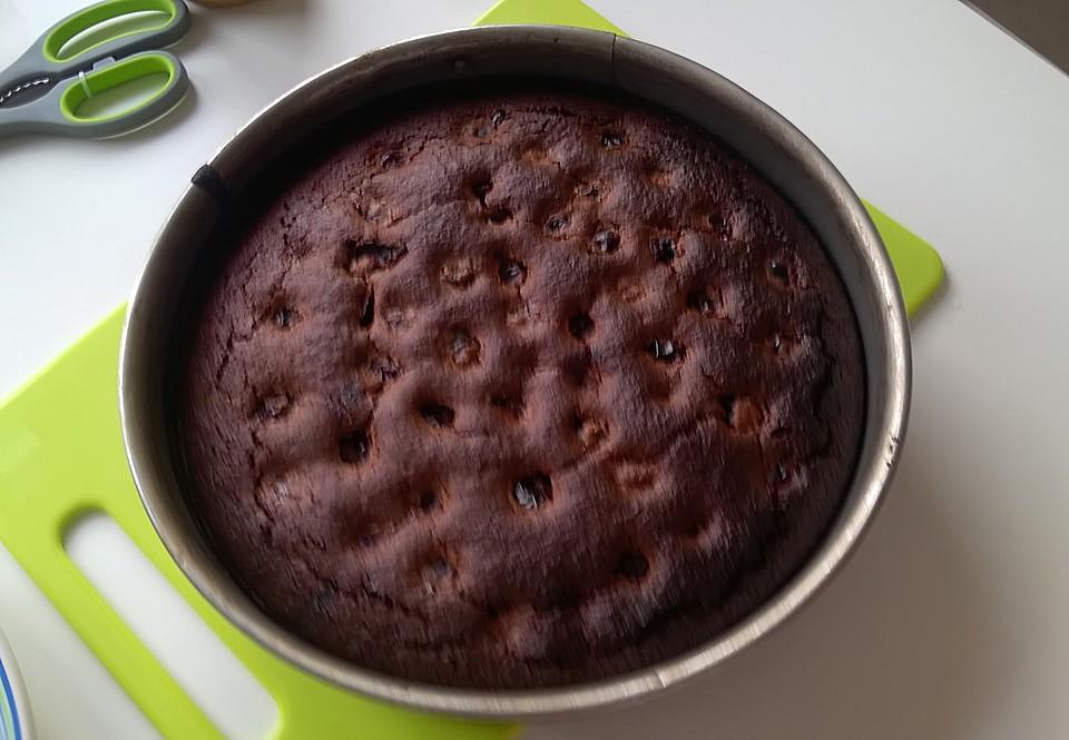 Marzipan kuchen schokolade