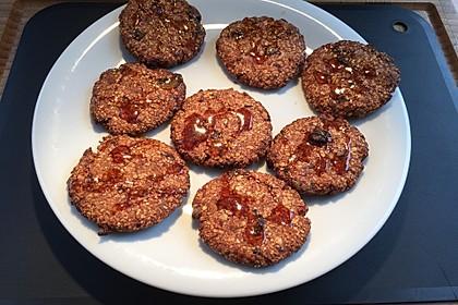Gesunde Kekse aus Haferflocken 7