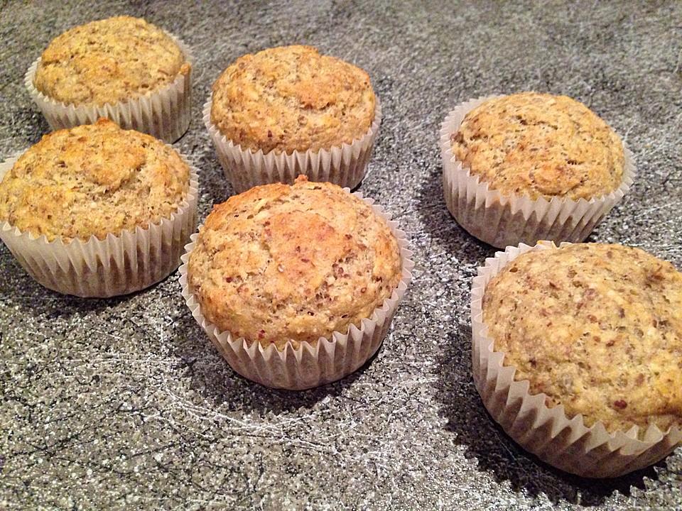 leckere haselnuss vanille muffins von lisigrrrrr. Black Bedroom Furniture Sets. Home Design Ideas