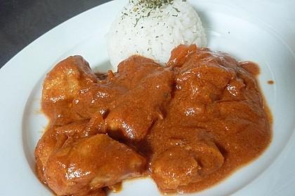 Indisches Butter Chicken aus dem Ofen 21