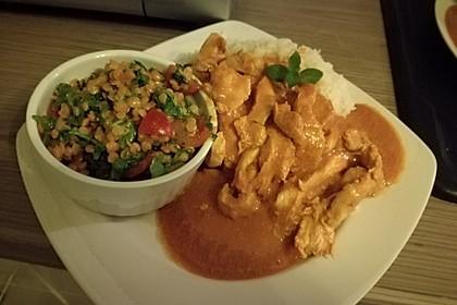 Indisches Butter Chicken aus dem Ofen 47