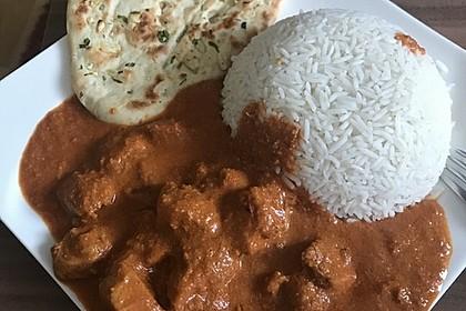 Indisches Butter Chicken aus dem Ofen 15