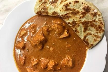 Indisches Butter Chicken aus dem Ofen 26