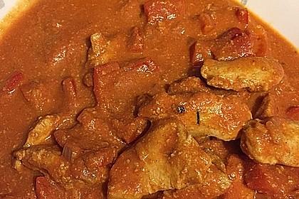 Indisches Butter Chicken aus dem Ofen 51