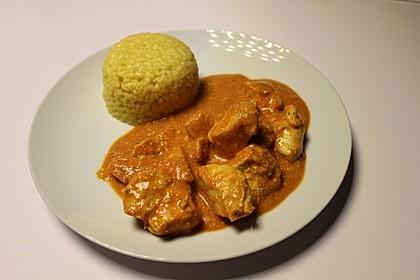 Indisches Butter Chicken aus dem Ofen 22
