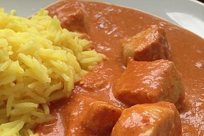 Indisches Butter Chicken aus dem Ofen 38