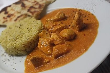 Indisches Butter Chicken aus dem Ofen 9
