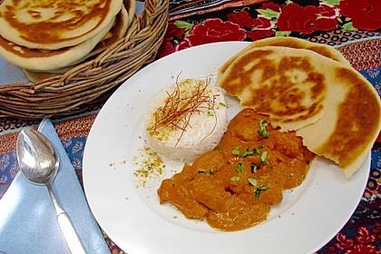 Indisches Butter Chicken aus dem Ofen 11