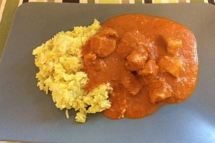 Indisches Butter Chicken aus dem Ofen 40