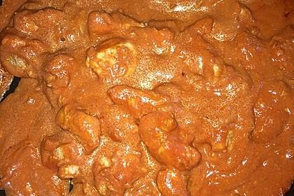 Indisches Butter Chicken aus dem Ofen 52