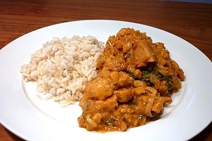 Indisches Butter Chicken aus dem Ofen 23