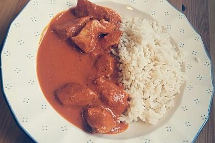 Indisches Butter Chicken aus dem Ofen 54