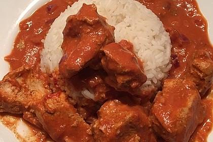 Indisches Butter Chicken aus dem Ofen 41