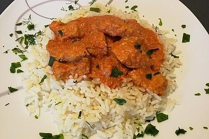Indisches Butter Chicken aus dem Ofen 29