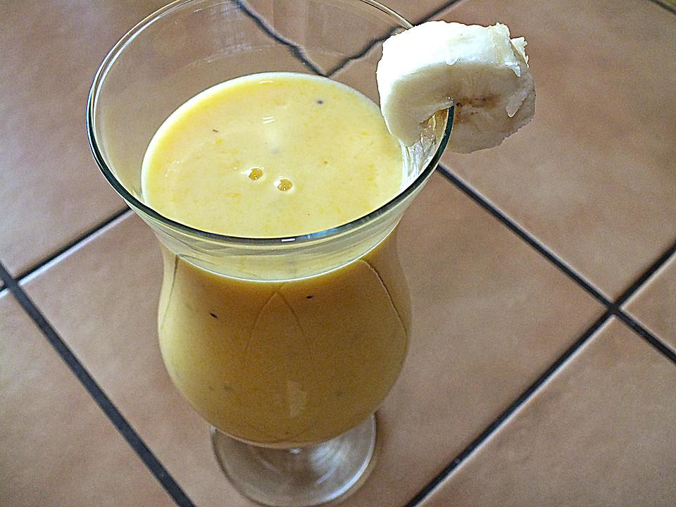 orange kiwi joghurt smoothie rezept mit bild von patty89. Black Bedroom Furniture Sets. Home Design Ideas