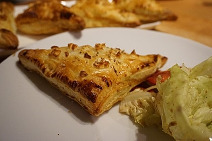 Blätterteig mit Gyrosfüllung und Feta-Käse 6