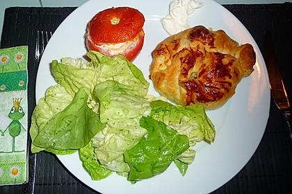 Blätterteig mit Gyrosfüllung und Feta-Käse 12