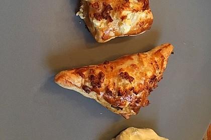 Blätterteig mit Gyrosfüllung und Feta-Käse 19