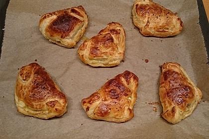 Blätterteig mit Gyrosfüllung und Feta-Käse 21