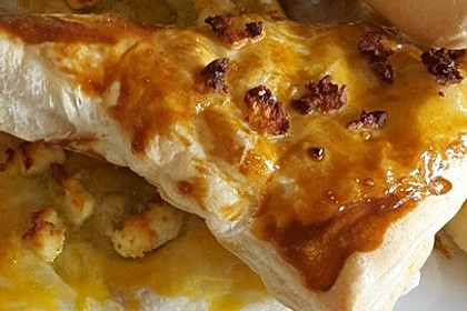 Blätterteig mit Gyrosfüllung und Feta-Käse 20