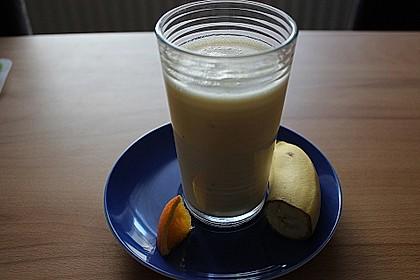 Orangen-Bananen-Buttermilch-Smoothie 15