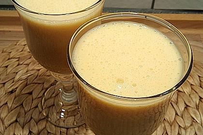 Orangen-Bananen-Buttermilch-Smoothie 14