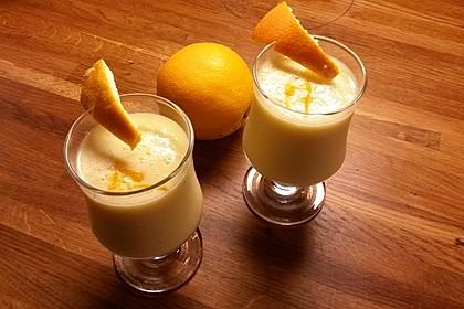 Orangen-Bananen-Buttermilch-Smoothie 10