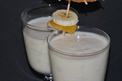 Orangen-Bananen-Buttermilch-Smoothie 3