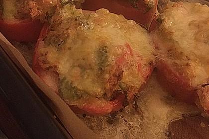 Die besten Paprika gefüllt und überbacken 3
