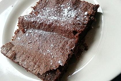 blitz brownies aus nur 2 zutaten rezept mit bild. Black Bedroom Furniture Sets. Home Design Ideas