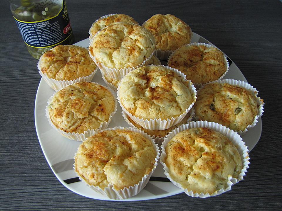 herzhafte chili cheese muffins von melcia. Black Bedroom Furniture Sets. Home Design Ideas