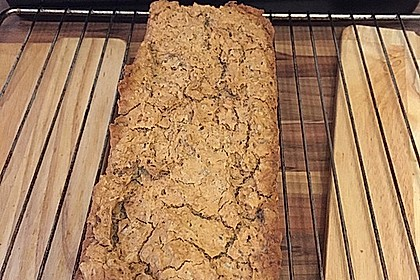 Glutenfreies schnelles, leckeres Ruck-Zuck Brot 9
