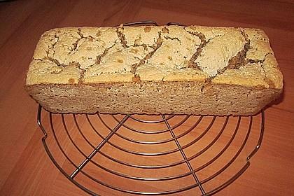Glutenfreies schnelles, leckeres Ruck-Zuck Brot 2