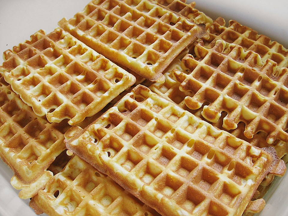 Chefkoch belgische waffeln