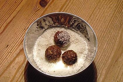 Schwedische Schokoladenkugeln 2