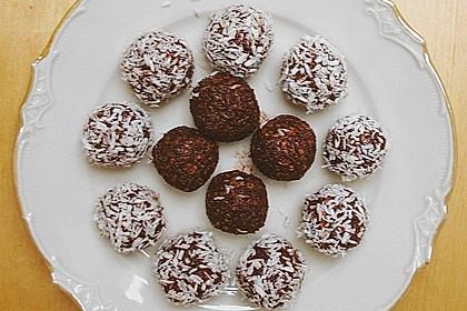 Schwedische Schokoladenkugeln 8